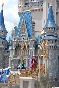 2 amusement parks walt disney world